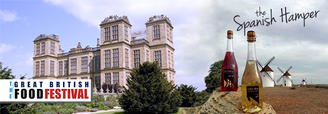 Hardwick Hall. 3rd 4rd & 5th of May
