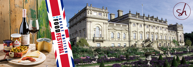 Harewood House. 24th 25th & 26th of May