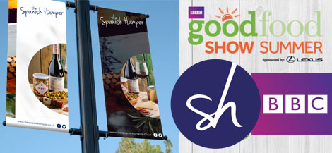 Post BBC good food show summer NEC Birmingham