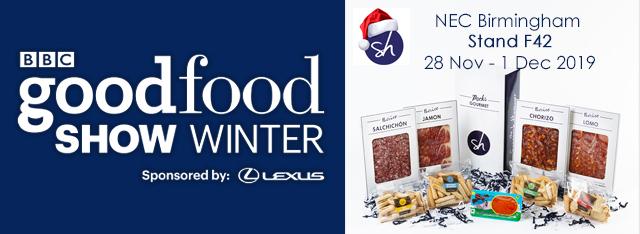BBC Good Food Show Winter 2019 @ NEC 28 Nov – 1 Dec