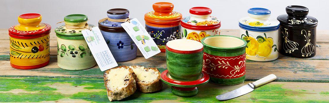 Butter keeper ceramic