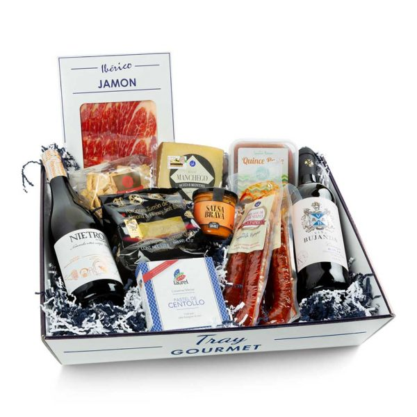 Gourmet Spanish food and wine online